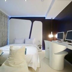 Отель Hwagok Lush Hotel Южная Корея, Сеул - отзывы, цены и фото номеров - забронировать отель Hwagok Lush Hotel онлайн комната для гостей фото 6