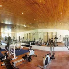 Отель Apartamentos Xaloc фитнесс-зал