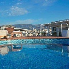 Отель Candia Hotel Греция, Афины - 3 отзыва об отеле, цены и фото номеров - забронировать отель Candia Hotel онлайн бассейн фото 3