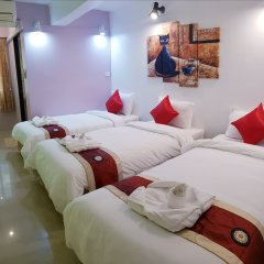 Khaosan Art Hotel Бангкок комната для гостей фото 3