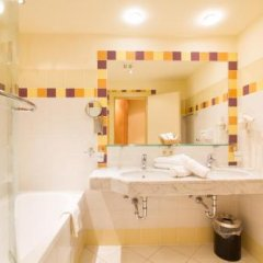 Отель Sunny Австрия, Хохгургль - отзывы, цены и фото номеров - забронировать отель Sunny онлайн ванная фото 2