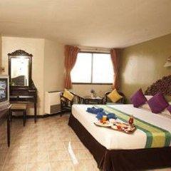 Отель Sawasdee Siam Таиланд, Паттайя - 1 отзыв об отеле, цены и фото номеров - забронировать отель Sawasdee Siam онлайн комната для гостей фото 2