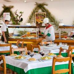 Отель Aparthotel Blue Sea Gran Playa питание