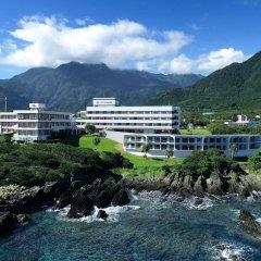 Отель Seaside Hotel Yakushima Япония, Якусима - отзывы, цены и фото номеров - забронировать отель Seaside Hotel Yakushima онлайн бассейн фото 2