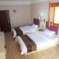 Отель Yayi Hotel Китай, Сиань - отзывы, цены и фото номеров - забронировать отель Yayi Hotel онлайн комната для гостей фото 3