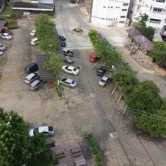 Отель Bangkok Rama Бангкок парковка