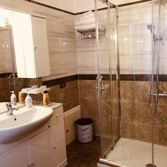 Отель B&B Armonia Кастрочьело ванная
