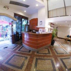 Отель City Lodge Soi 9 Бангкок интерьер отеля