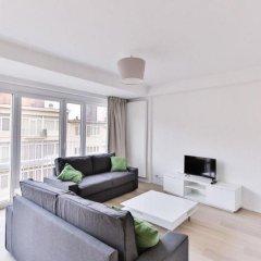 Отель B-Aparthotels Louise Бельгия, Брюссель - отзывы, цены и фото номеров - забронировать отель B-Aparthotels Louise онлайн комната для гостей фото 4