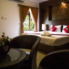 Отель Baan Rabieng Ланта комната для гостей фото 4