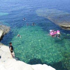 Отель Mediterranea Мальта, Марсаскала - отзывы, цены и фото номеров - забронировать отель Mediterranea онлайн приотельная территория фото 2