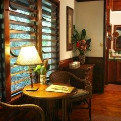 Отель The Lodge at Pico Bonito в номере
