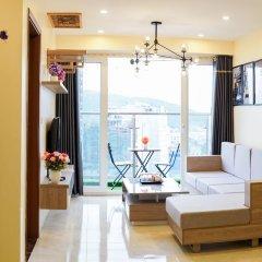 Отель Mushroom Homestay Ha Long комната для гостей фото 4