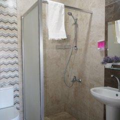 Hersek Otel Турция, Ташкёпрю - отзывы, цены и фото номеров - забронировать отель Hersek Otel онлайн ванная фото 2