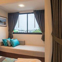 Отель The Nice Hotel Таиланд, Краби - отзывы, цены и фото номеров - забронировать отель The Nice Hotel онлайн комната для гостей фото 5