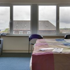 Radisson Blu Limfjord Hotel Aalborg комната для гостей фото 4