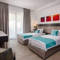 Отель Eleven Черногория, Петровац - отзывы, цены и фото номеров - забронировать отель Eleven онлайн комната для гостей
