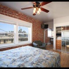 Отель Venice Beach Suites & Hotel США, Лос-Анджелес - отзывы, цены и фото номеров - забронировать отель Venice Beach Suites & Hotel онлайн комната для гостей фото 5