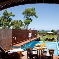Отель Amathus Elite Suites балкон