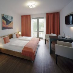 Отель Akademiehotel Dresden Германия, Дрезден - отзывы, цены и фото номеров - забронировать отель Akademiehotel Dresden онлайн комната для гостей фото 3