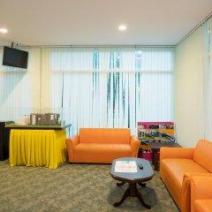 Mandawee Condo Hotel интерьер отеля