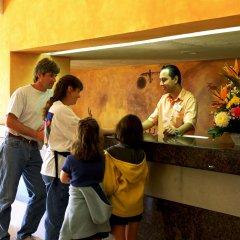 Отель Posada Real Los Cabos Beach Resort Todo Incluido Opcional интерьер отеля