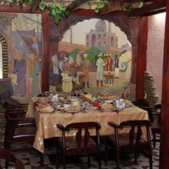 Отель Азия Самарканд Узбекистан, Самарканд - отзывы, цены и фото номеров - забронировать отель Азия Самарканд онлайн питание фото 2