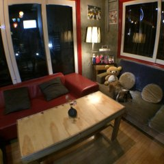 Mr.Comma Guesthouse - Hostel гостиничный бар