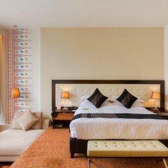 Отель Himalaya Непал, Лалитпур - отзывы, цены и фото номеров - забронировать отель Himalaya онлайн комната для гостей фото 5