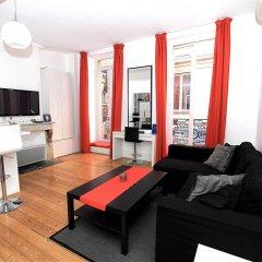 Отель Appartement Capitole Франция, Тулуза - отзывы, цены и фото номеров - забронировать отель Appartement Capitole онлайн комната для гостей фото 2
