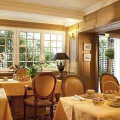 Отель De Varenne Франция, Париж - 1 отзыв об отеле, цены и фото номеров - забронировать отель De Varenne онлайн питание