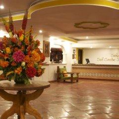 Отель Sol Caribe Sea Flower Колумбия, Сан-Андрес - отзывы, цены и фото номеров - забронировать отель Sol Caribe Sea Flower онлайн интерьер отеля фото 3