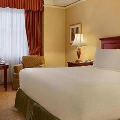 Fairmont Royal York Hotel сейф в номере