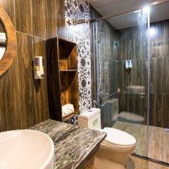 Отель La Dao Spa Homestay ванная