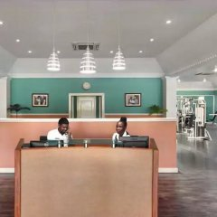 Отель Half Moon Ямайка, Монтего-Бей - отзывы, цены и фото номеров - забронировать отель Half Moon онлайн интерьер отеля фото 2