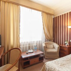 Отель Центральный by USTA Hotels 3* Стандартный номер фото 4