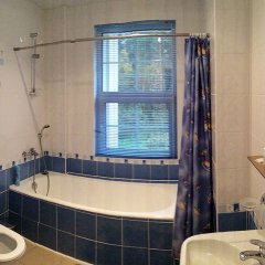 Гостиница Вселуг ванная