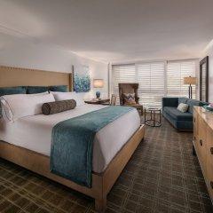 Отель The Cliffs Resort удобства в номере