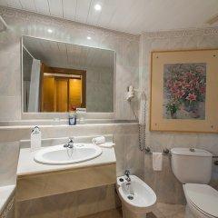 Hotel Exagon Park Club & Spa ванная фото 2
