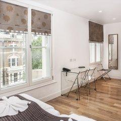 Отель 88 Studios Kensington балкон