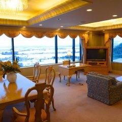 Отель Listel Inawashiro Wing Tower Япония, Айдзувакамацу - отзывы, цены и фото номеров - забронировать отель Listel Inawashiro Wing Tower онлайн питание