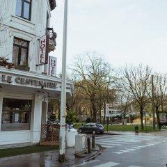 Отель Le Centenaire Brussels Expo Бельгия, Брюссель - отзывы, цены и фото номеров - забронировать отель Le Centenaire Brussels Expo онлайн вид на фасад
