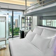 Отель YOTEL Singapore Orchard Road комната для гостей фото 4
