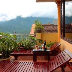 Отель Sapa Luxury Вьетнам, Шапа - отзывы, цены и фото номеров - забронировать отель Sapa Luxury онлайн балкон