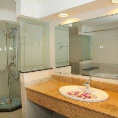Отель Memory Hotel Nha Trang Вьетнам, Нячанг - отзывы, цены и фото номеров - забронировать отель Memory Hotel Nha Trang онлайн ванная