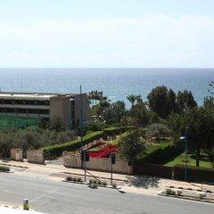 Апартаменты Anemos Apartments пляж