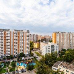 Отель FlatStar on Mezhdunarodnoy 34 Москва