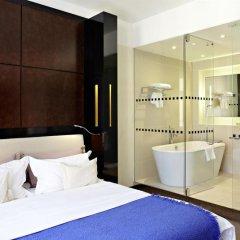 Отель Maximilian Чехия, Прага - 1 отзыв об отеле, цены и фото номеров - забронировать отель Maximilian онлайн ванная фото 2
