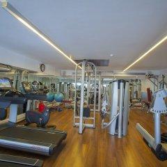 Отель Cavo Maris Beach фитнесс-зал фото 4