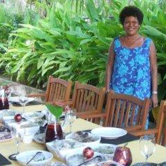 Отель Bluewater Lodge - Hostel Фиджи, Вити-Леву - отзывы, цены и фото номеров - забронировать отель Bluewater Lodge - Hostel онлайн питание фото 3